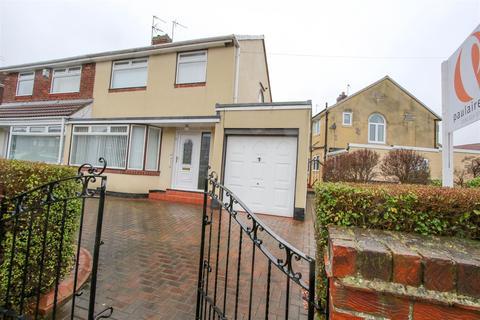 3 bedroom semi-detached house for sale - Greetlands Road, Sunderland