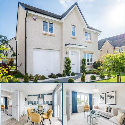 4 bedroom detached house for sale - Plot 91, Fenton at Braes of Yetts, Waterside Road, Kirkintilloch, GLASGOW G66
