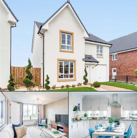 4 bedroom detached house for sale - Plot 204, Dunbar at Merlin Gardens, Mavor Avenue, East Kilbride, GLASGOW G74