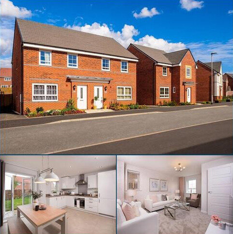 3 bedroom semi-detached house for sale - Plot 220, Maidstone at St Oswald's View, Methley, Station Road, Methley, LEEDS LS26