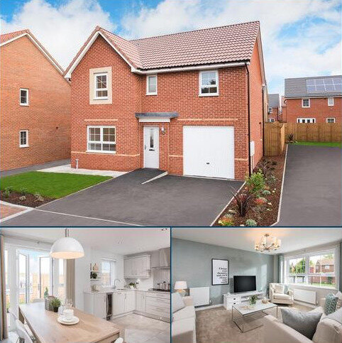4 bedroom detached house for sale - Plot 45, RIPON at The Glassworks, Catcliffe, Poplar Way, Catcliffe, ROTHERHAM S60