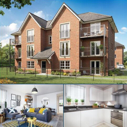 2 bedroom apartment for sale - Plot 37, Falkirk at St Andrew's Place, Morley, Bruntcliffe Road, Morley, LEEDS LS27