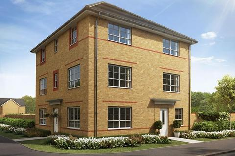 4 bedroom semi-detached house for sale - Plot 19, HAVERSHAM at Fernwood Village, Phoenix Lane, Fernwood, NEWARK NG24
