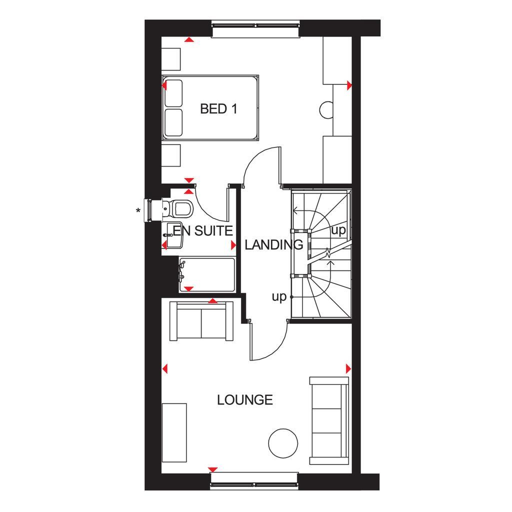 Floorplan 2 of 3: Haversham