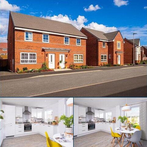3 bedroom semi-detached house for sale - Plot 165, Maidstone at Harrier Chase, Blenheim Avenue, Brough HU15