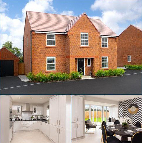 4 bedroom detached house for sale - Mahaddie Way, Warboys, HUNTINGDON