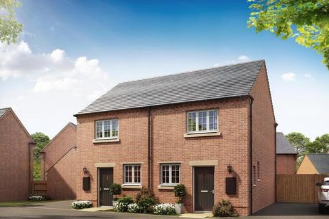2 bedroom terraced house for sale - Derby Road, Doveridge, ASHBOURNE