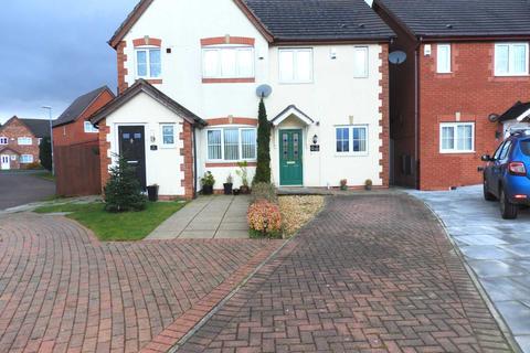 2 bedroom semi-detached house for sale - Barnes Close, Littledale