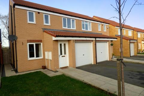 3 bedroom semi-detached house for sale - Buckthorn Crescent, Stockton-On-Tees, TS21