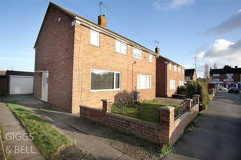 2 bedroom semi-detached house for sale - Rochester Avenue, Luton, Bedfordshire, LU2