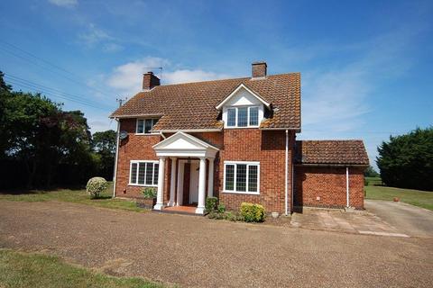 4 bedroom detached house to rent - Delph Farm, The Common, Beck Row, Bury St. Edmunds, IP28
