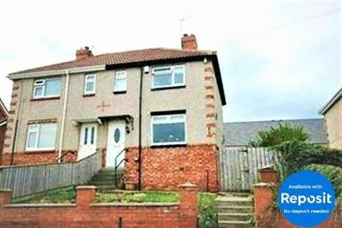 2 bedroom semi-detached house to rent - King Edward Road