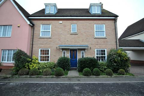 5 bedroom semi-detached house for sale - Tapley Road, Newlands Spring, Chelmsford, Essex, CM1