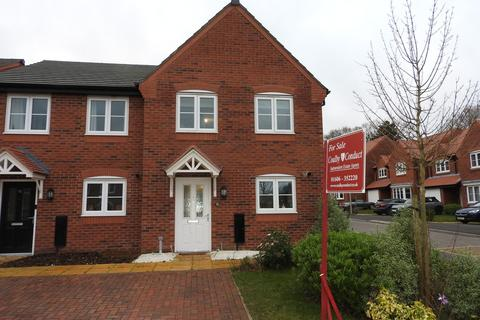 3 bedroom mews for sale - Iris Rise, Cuddington, Northwich