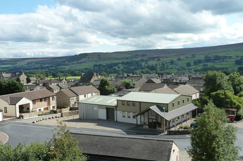 3 Bedrooms Detached House for sale in Live-Work Unit, Reeth