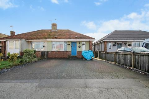 3 bedroom semi-detached bungalow for sale - West Way, Lancing BN15 8LY