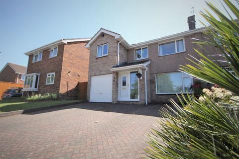 4 bedroom semi-detached house for sale - Quarry Lane, Exeter