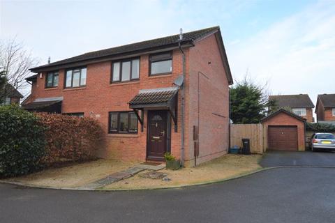 3 bedroom semi-detached house for sale - Blackbird Close, Radstock