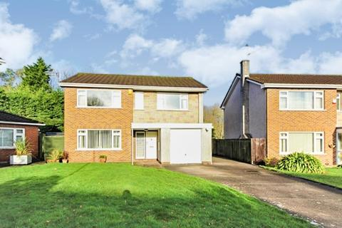 4 bedroom detached house for sale - Melville Avenue, Old St Mellons, Cardiff, CF3