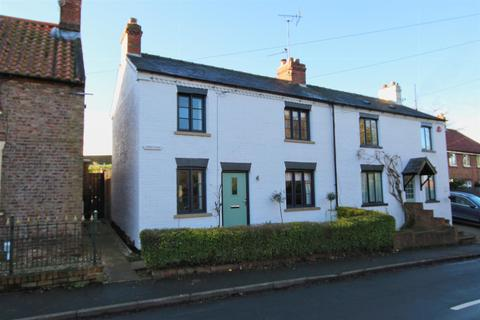 2 bedroom semi-detached house for sale - Cherry Cottage, Cherry Burton, Beverley