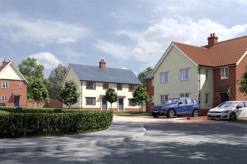2 bedroom semi-detached house for sale - Victoria Gardens, Needham Market