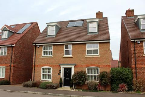 5 bedroom detached house for sale - Hawthorn Croft, Stotfold, Hitchin, SG5