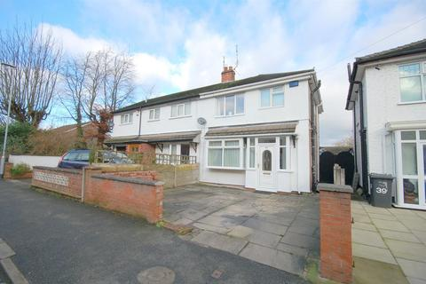 3 bedroom semi-detached house for sale - Holland Street, Crewe