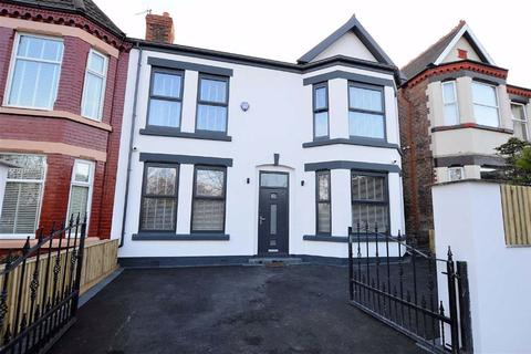 5 bedroom terraced house for sale - Park Road East, Birkenhead, CH41