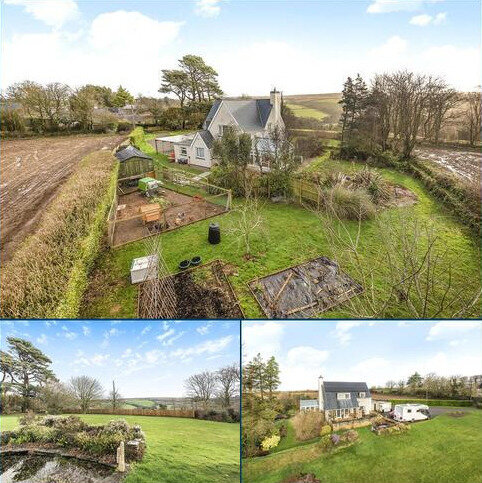 4 bedroom detached house for sale - Helland, Bodmin