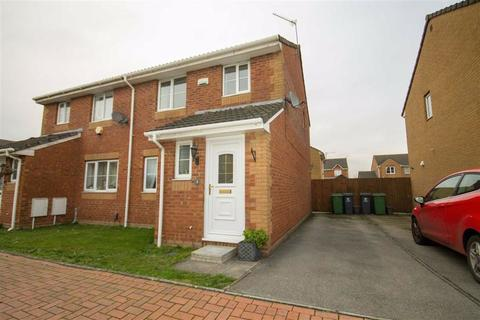 3 bedroom semi-detached house for sale - Clos Avro, Pengam Green, Cardiff