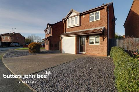 3 bedroom detached house for sale - Ampleforth Drive, The Meadows