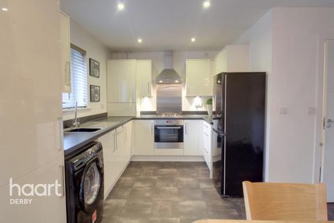 3 bedroom end of terrace house for sale - Castle Walk, Derby