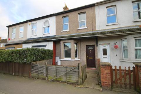 3 bedroom terraced house for sale - Swan Road, Hanworth, TW13