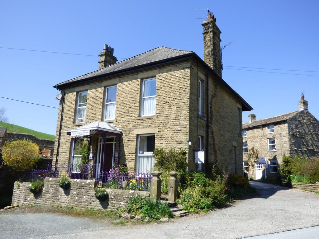 4 Bedrooms Detached House for sale in Thornsgill House, Askrigg
