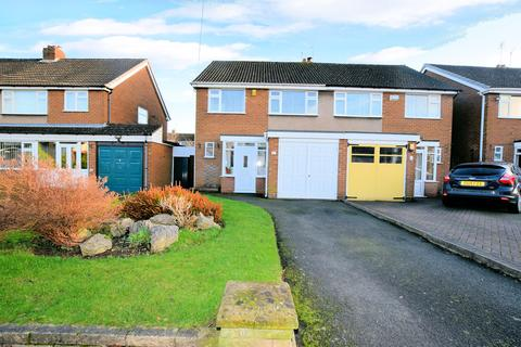 3 bedroom semi-detached house for sale - Langley Hall Road, Solihull, B92 7HB