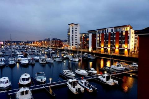 2 bedroom apartment to rent - Arethusa Quay, Maritime Quarter, Marina, Swansea, SA1 3XH