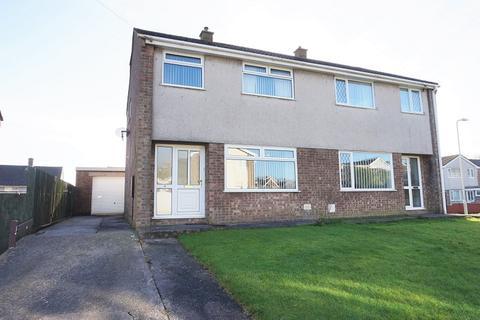 3 bedroom semi-detached house for sale - Caer Hen Eglwys, Llangewydd Court, Bridgend, Bridgend County. CF31 4TH