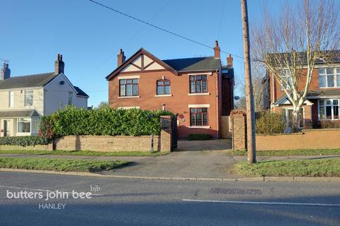 4 bedroom detached house for sale - Ash Bank Road, Stoke-On-Trent, ST9 9JS