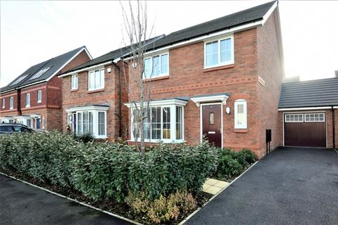 4 bedroom detached house for sale - Rosemont Way, Huyton, Liverpool L36 4AN