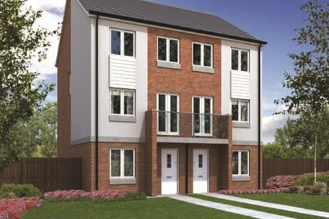 3 bedroom terraced house - Plot 289, The Greyfriars at Whitewater Glade, Portrack Lane TS18