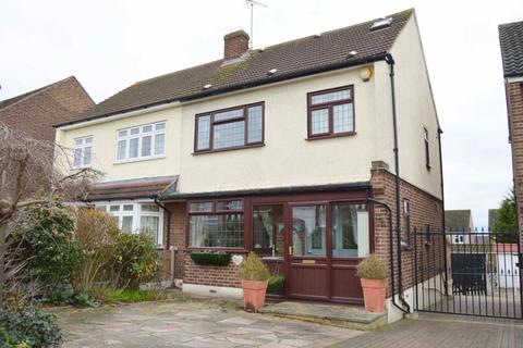 3 bedroom semi-detached house for sale - Arlington Gardens Harold Wood