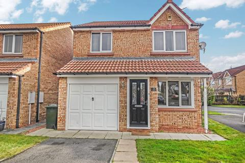 3 bedroom detached house for sale - Meadowbank, Dudley, Cramlington, Tyne and Wear, NE23 7UB