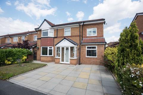 5 bedroom detached house for sale - Prestwich Hills, Prestwich