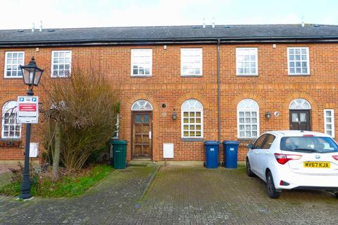 2 bedroom terraced house for sale - HAMLET SQUARE, OFF THE VALE, LONDON, NW2