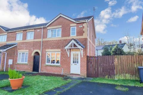 3 bedroom semi-detached house for sale - Angus Crescent, North Shields, Tyne and Wear, NE29 6UE