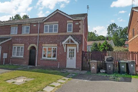3 bedroom semi-detached house for sale - Angus Crescent, north shields, North Shields, Tyne and Wear, NE29 6UE