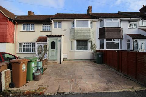 3 bedroom terraced house for sale - Browning Avenue, Worcester Park KT4
