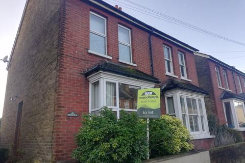 3 bedroom semi-detached house to rent - Osborne Road, Redhill