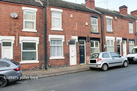 2 bedroom terraced house for sale - Sun Street, Stoke-On-Trent, ST1 4JR