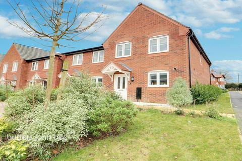 3 bedroom end of terrace house for sale - Iris Rise, Northwich